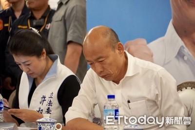 韓國瑜允諾當選「中南部設國際機場」