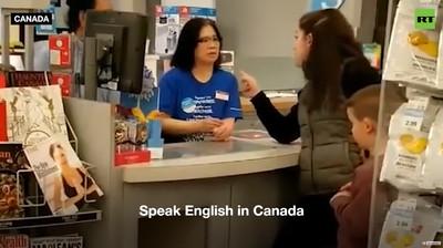 影/不滿亞裔店員說中文!她痛批:這是加拿大