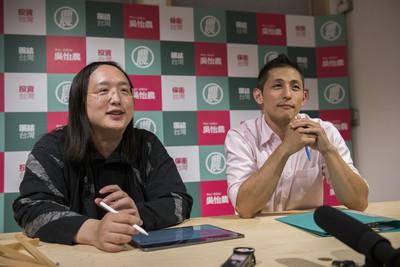 吳怡農跟唐鳳對談:主張當兵4個月役期不用改