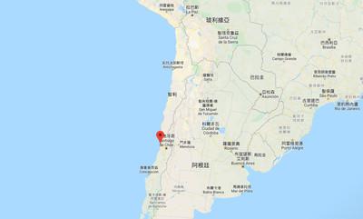 智利6.0地震!尚未有傷亡傳出