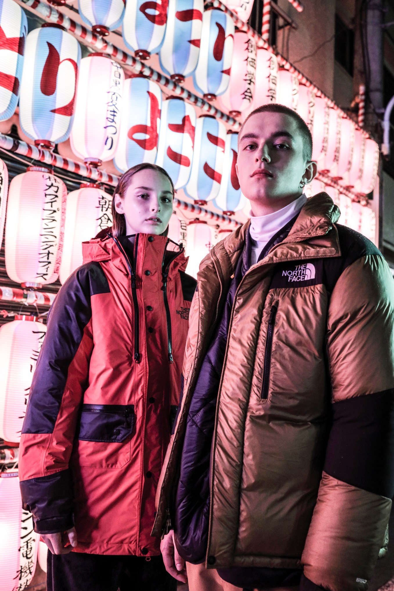 ▲The North Face Urban Exploration x 倉石一樹。(圖/品牌提供)