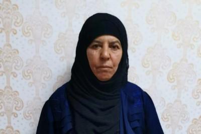 土耳其逮捕巴格達迪65歲親姐