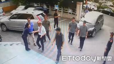 韓國瑜借廁所遭拒!警曝監視器還原
