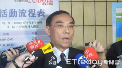 死刑問題 蔡清祥重申:沒有時間表