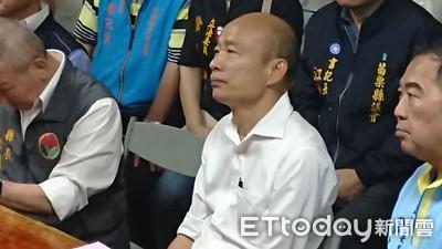 韓國瑜與清大博士生論壇 聚焦青年政策