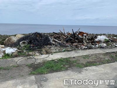 離島淨土需守護 亂丟棄垃圾最高罰6千