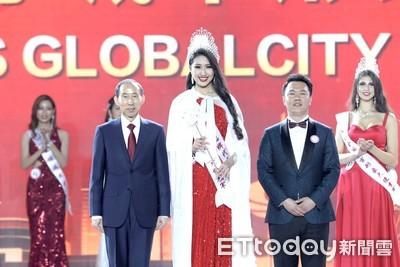 全球城市小姐總決賽「濟南」落幕