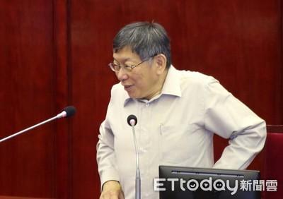 韓國瑜借廁所遭拒 柯P:不可能