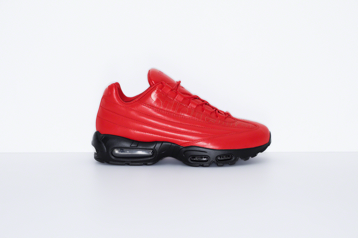 ▲Supreme X Nike Air Max 95 Lux。(圖/翻攝自Supreme、Sneakernews)