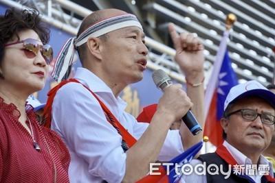 韓國瑜再喊:申請上學校政府就出錢