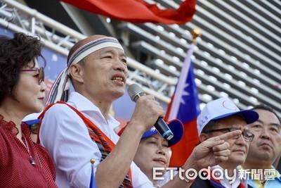 韓國瑜的「庶民操作」穩賺不賠?