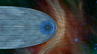 「旅行家2號」離開銀河系還需3萬年
