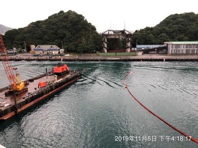 南方澳大橋拆除!漁船恢復通航