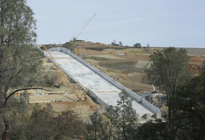 加州水壩若坍塌 淹沒30萬居民