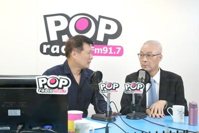 吳敦義:立委過半要很拚!除非韓國瑜高票當選