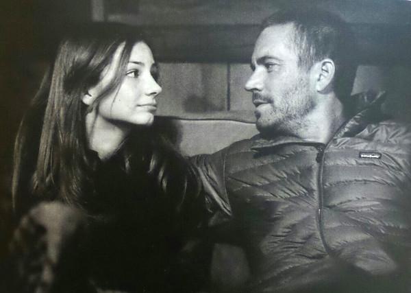 馮迪索1張照片感動20萬人 釣出保羅沃克女兒:我好愛你