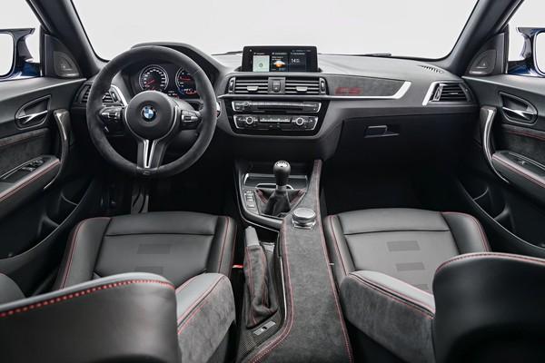 ▲BMW M2 CS。(图/翻摄自BMW)