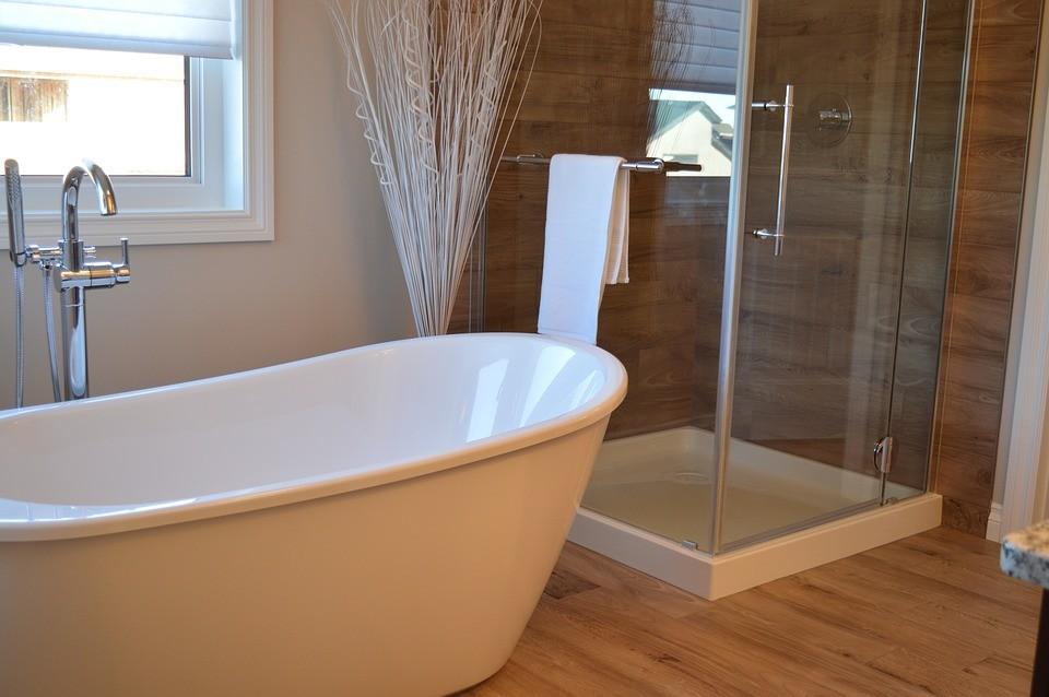 ▲浴室,浴缸(示意圖/取自免費圖庫Pixabay)