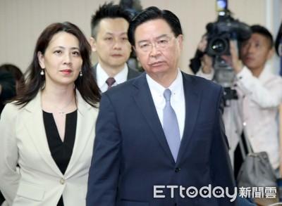 外交部回應習近平:強加「一個中國」做法幾近瘋狂
