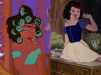 作者不停創作公主再度崩壞!