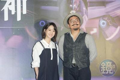 台灣原創動畫《重甲機神:神降臨》耗時12年 導演自爆沒見過聲優