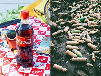 可口可樂成為世上最大的塑料污染者