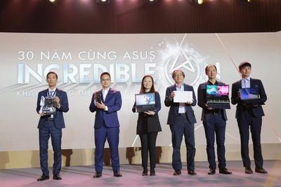 華碩奪越南電競筆電龍頭 「INCREDIBLE ON博覽會」三天吸引2萬人