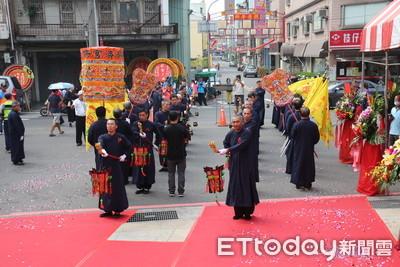 興濟宮「三獻禮祝聖團」首次赴海外演出