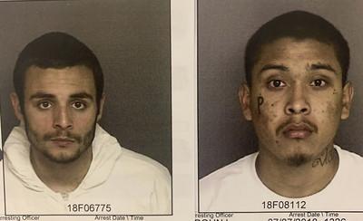 2囚犯「廁所天花板鑿洞」逃獄成功