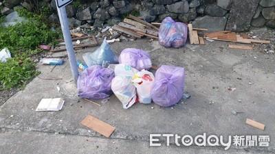 蘭嶼綠島垃圾亂丟 環保局加強取締