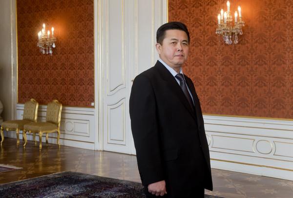 ▲▼ 北韓已故前領導人金正日同父異母的弟弟、金正恩的叔叔金平日。(圖/達志影像/美聯社)