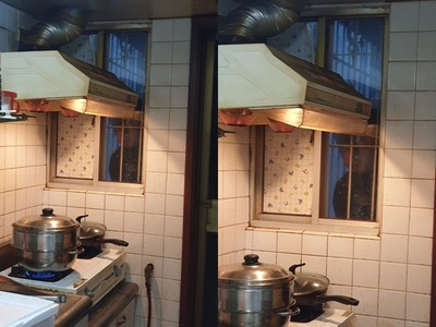 煮菜往右一看!她驚見「人臉緊盯」嚇傻