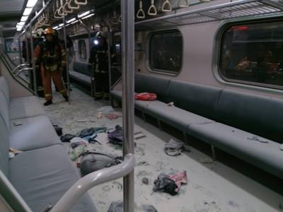 台鐵區間車突爆炸!女乘客求國賠63萬