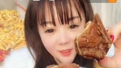 20歲清純妹吃播爆紅!「1年後光速變大嬸」
