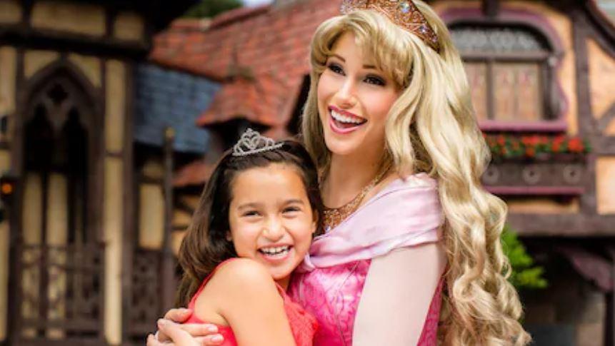 ▲▼ 迪士尼公主 。(圖/翻攝自奧蘭多迪士尼官網)