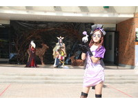 弘光盃全國電競賽登場 妝品周學生裝扮電玩主角迎接校慶