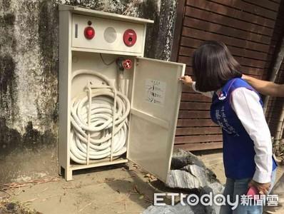 蔡淑惠:全面體檢古蹟防救災能力
