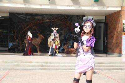 弘光盃全國電競賽登場 學生裝扮電玩主角