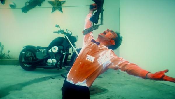 《一屍到底番外篇:好萊塢大作戰!》。(圖/車庫娛樂提供)