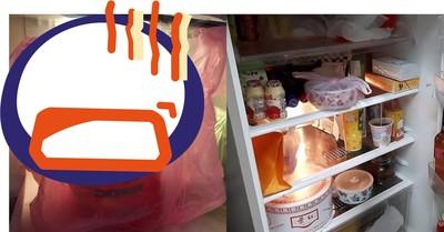 交代老公「食材放冰箱」 妻一開看傻!!