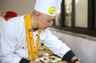 澳門5星主廚告白台灣:太美了