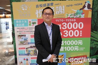 社區型百貨搶灘成功!悦誠廣場舉辦感謝慶 力拼年營收15億