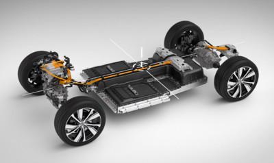 Volvo以區塊鏈追蹤鋰電池原料