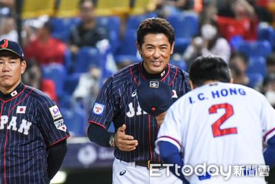 稻葉篤紀:台灣是投打平均球隊
