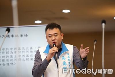 吳禹寰要求仁德區違規車輛拖吊能自辦