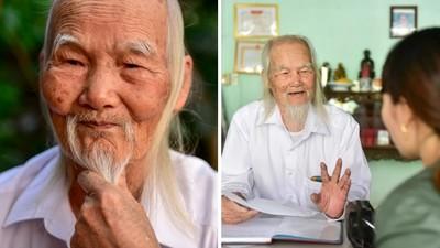 免費給窮人治病30年!97歲老醫餐餐省吃白粥 只為給病人最好的藥材