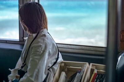 聽故事吃便當!「列車書店」啟動