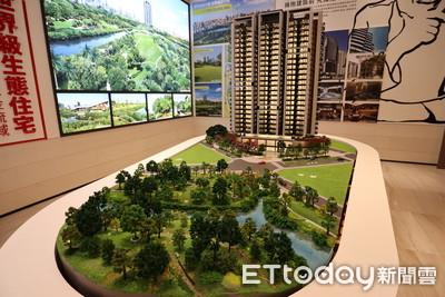 高雄建案擁雙公園景觀 磁吸香港人跨海看房