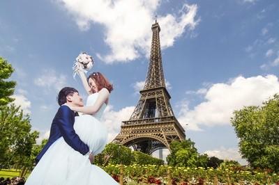 「類海外婚攝」 給新人浪漫又享婚