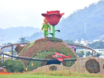 台中國際花毯節開幕搶先看